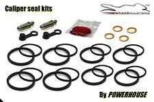 Yamaha YZF-R6 front brake caliper seal rebuild repair kit set 2005 5SL