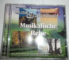 MUSIK & GESUNDHEIT - Musikalische Reise, Meditations-CD