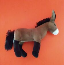 Plush Little Braying Mule or Donkey made for Bass Pro Shops