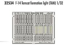 Eduard 1/32 F-14 Tomcat formation light for Tamiya kit # 32534