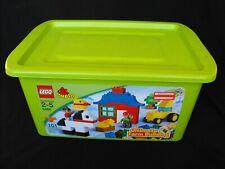 180+ Piece Lego Duplo Ultimate Farm Building Set 5488 with Peekaboo Jungle Book