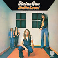 Status Quo : On the Level CD Limited  Album (2015) ***NEW*** Fast and FREE P & P