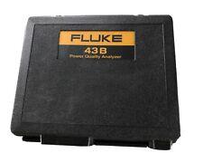 Fluke 43B Power Quality Analyzer with Case and Accessories