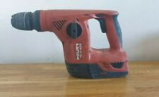 Hilti TE4-A22  cordless hammer drill and battery only. Full Working Order