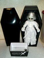 LDD living dead dolls * RESURRECTION X * VARIANT LOST * New Open Coffin