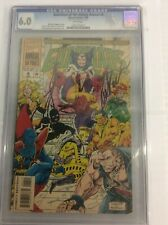 Guardians of the Galaxy Annual 4 CGC 6 Marvel 1994 WHITE pages giant issue