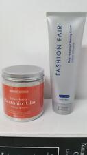 Pure Bentonite Powder Detox Face Mask Indian Healing Clay +FREE Cleansing Creme!