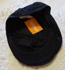 New Gymboree Corduroy Hat Boys Cap Black Size 2T 3T 4T 5T 12 24 Mos