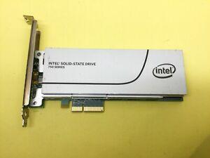 Intel 750 Serie 1.2TB Interne Nvme Pcie 3.0 Ent SSD SSDPEDMW012T4 Failed