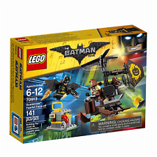 LEGO BATMAN MOVIE Scarecrow Gyro-copter Fearful Face-Off Building Kit Xmas Gift
