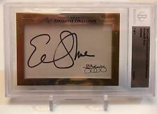 ELIZABETH SHUE LEAF COLLECTION MASTERPIECE ACTRESS AUTOGRAPH AUTO CARD 1/1 RARE!