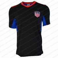 USA National Team Flag Soccer Jersey Adult Sports United Sates T-shirt Any Sport