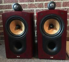 bowers and wilkins Nautilus 805 speakers