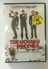 Tre uomini e una pecora (2011) DVD