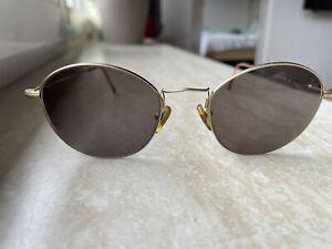 Sonnenbrille Originale giorgio armani sonnenbrille Damen Gold