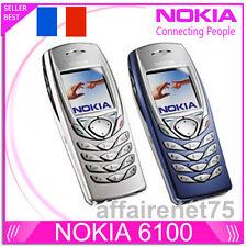 Téléphone Portable Nokia 6100 Neuf Débloqué
