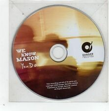 (GD746) Mason, You Do - 2008 DJ CD