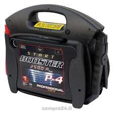 """Avviatore di emergenza 12V 2500 A """"Start Booster P4 Professional"""" Per auto/furgo"""