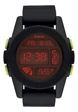 Nixon Chronograph Sport Wristwatches for Men