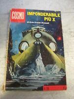LIBRO: IMPONDERABILE PIù X - COSMO - ERIC FRANK RUSSELL1963*****
