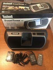 Bushnell Outdoor Portable Ipod + Mp3 Player Speakers Waterproof