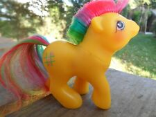 mon petit poney my little pony HASBRO G1 BABY TIC TAC TOE 1987 VINTAGE