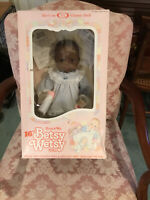"Vintage Betsy Wetsy Drink and Wet Doll, Black, 16"", 1983, Ideal"
