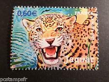 FRANCE  2007, timbre 4035, ANIMAUX, JAGUAR DE GUYANE, neuf**, ANIMALS, MNH STAMP