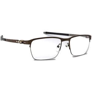 Oakley Eyeglasses OX5099-0353 Tincup 0.5 Titanium Powder Pewter 53[]18 135