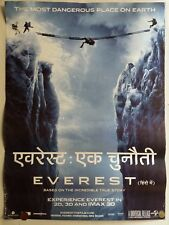EVEREST 2015 ORIGINAL HOLLYWOOD US MOVIE D/S POSTER/27X40 INCH HINDI INDIA