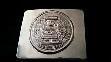 Vintage 1970's Mayan Belt Buckle
