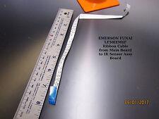 EMERSON FUNAI LF50IEM6F Ribbon Cable from Main Board to -> IR Sensor Assy Board