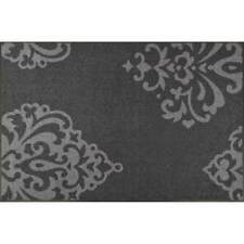Fußmatte wash+dry Design Lucia grey 115x175 cm