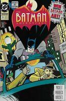 The Batman Adventures #9  DC Comics June 1993 The Little Red Book