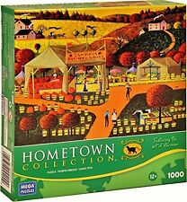 Hometown Collection Heronim Puzzle CAMBRIA FARMER'S MARKET 1000 Pieces NIB