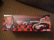 NEW IN BOX Mark Martin #6 Valvoline 1:24 Diecast Racing Champions 50th Ann.