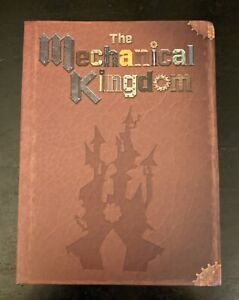 Mechanical Kingdom Disney pin set COMPLETE and MINT in box!!!