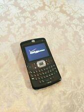 Motorola Q9m Camera QWERTY WINDOWS Bluetooth Video VERIZON Cell Phone