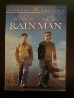Rain Man DVD Special Edition COMPLETE WITH CASE & COVER ARTWORK BUY 2 GET 1 FREE