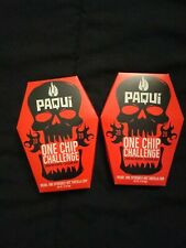 Paqui one chip challenge 2020 2 Pack Bundle