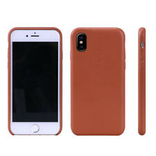 Case For iPhone 11 PRO XS MAX XR 8 7 6 Plus SE Original Genuine PU Leather Cover