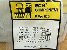 * New Lot Of 2 Ecg Component / Philips Ecg390 . Wp-103