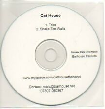 (329K) Cat House, Tribe / Shake the Walls - DJ CD