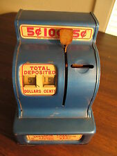 Benjamin Franklin 3-Coin Register Bank