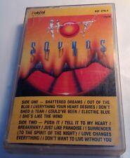 1988 HOT SOUNDS Tape Cassette VARIOUS ARTIST Atlantic Records Canada WEA Int.