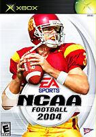 NCAA Football 2004 (Microsoft Xbox, 2003)