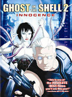 Ghost in the Shell 2: Innocence DVD WITH ORIGINAL CASE & ART BUY 2 GET 1 FREE