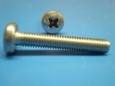240 Edelstahl Linsen Schrauben DIN 7985 Starter Set M4 Nirosta V2A Sortiment