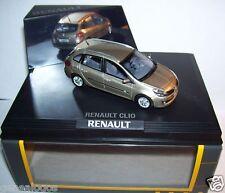 NOREV RENAULT CLIO ESTATE BEIGE CENDRE 1/43 BOX