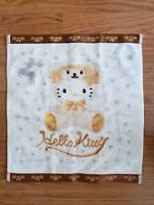 Sanrio Hello Kitty Hand Towel washcloth